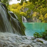 Sfondi HD paesaggi - wallpapers cascate selvaggie