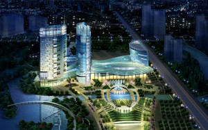 Sfondi HD paesaggi - wallpapers città e luxury hotel