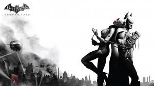Sfondi desktop HD Batman Akham