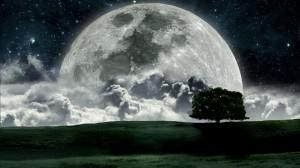Sfondi desktop HD luna