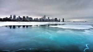 Sfondi HD gratis - lago ghiacciato