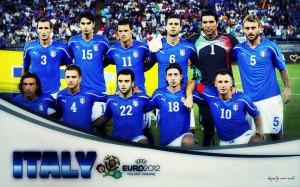 Sfondi deskto HD Italia Europei 2012