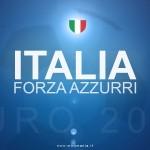 Sfondi deskto HD nazionale italiana euro 2012