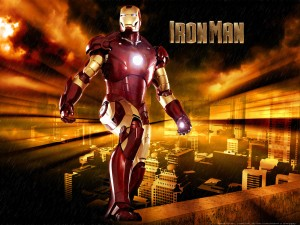 Sfondi desktop HD Iron MAn gratis