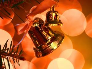 Sfondi desktop HD Natale - campane