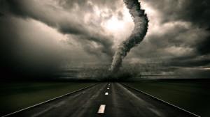 Sfondi desktop HD paesaggi - tornado