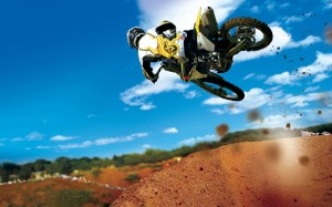Sfondi desktop HD sport motocross