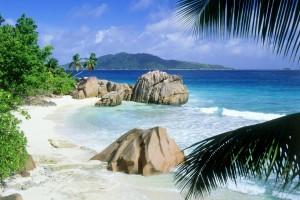 Sfondi desktop paesaggi HD - spiaggia deserta