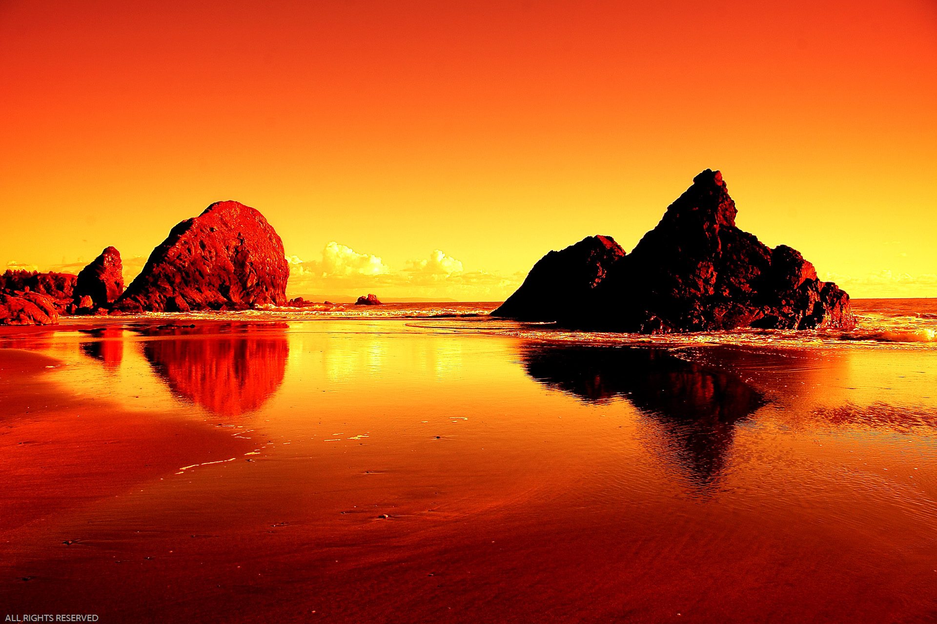 Sfondi desktop paesaggi hd tramonto rosso sfondi hd gratis for Sfondi desktop hd paesaggi