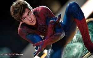Sfondo HD The Amazing Spider Man 2012