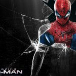 Sfondo HD The Amazing Spider Man gratis