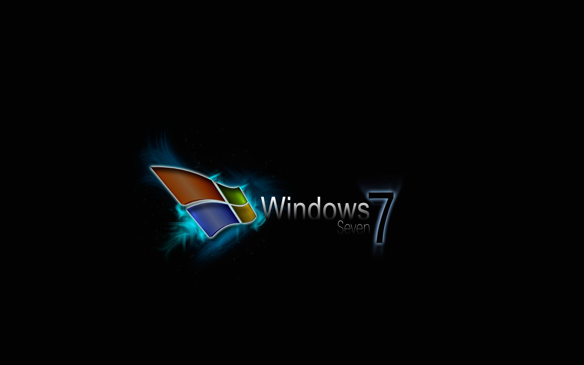 Sfondo Desktop Hd Windows 7 Black Sfondi Hd Gratis