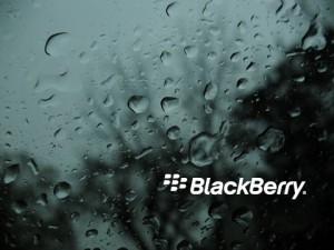 Sfondi HD Blackberry - acqua