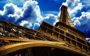 Sfondi HD Eiffel - immagine desktop