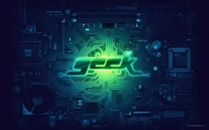 Sfondi HD astratti geek - immagine desktop