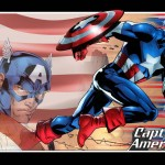 Sfondi HD cartoon - Capitan America