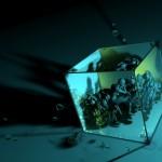 Sfondi HD - dentro un cubo 3D