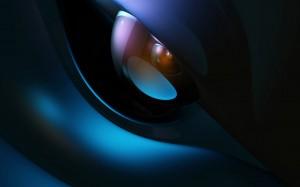 Sfondi HD - occhio astratto