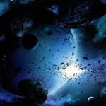 Sfondi HD spazio - immagini asteroidi