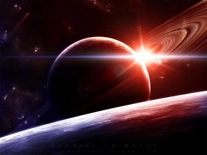 Sfondi HD spazio - immagini saturno gratis