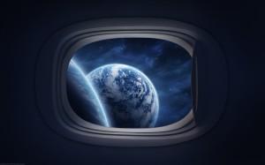 Sfondi HD spazio - nave spaziale