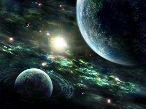 Sfondi HD spazio - pianeti