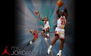 Sfondi HD sport gratis - Michael Jordan