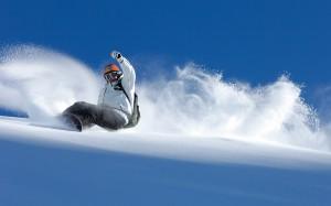 Sfondi HD sport gratis - snowboard