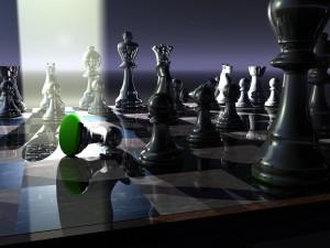 Sfondi desktop 3D - scacchi HD