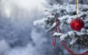 Sfondi desktop HD Natale 2013 - albero addobbato