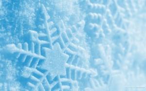 Sfondi desktop HD Natale 2013 - fiocco di neve