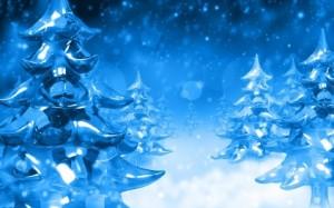 Sfondi desktop HD Natale 2013 - neve
