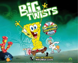 Sfondi desktop HD - Spongebob