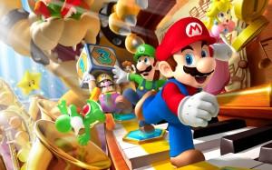 Sfondi desktop HD - Super Mario