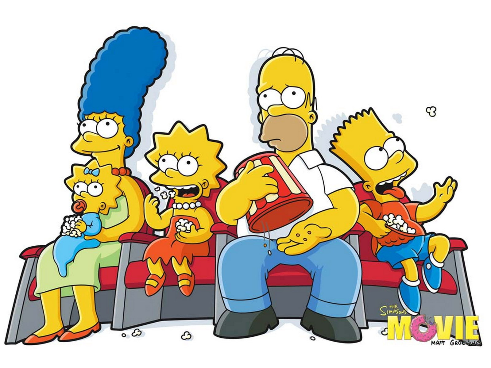 Sfondi Desktop Hd The Simpson Sfondi Hd Gratis