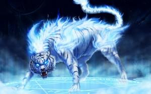 Sfondi desktop HD fantasy - tigre