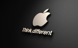 Sfondi desktop Mac apple - think different