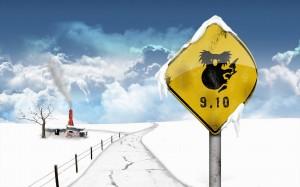 Sfondi desktop HD neve - paesaggio americano
