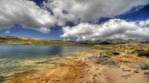 Sfondi desktop HD - paesaggio arido