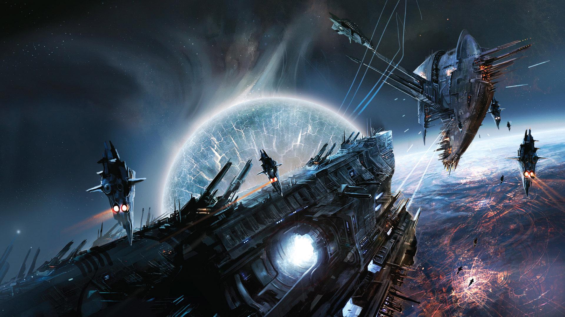 Sfondi desktop fantasy hd guerre spaziali sfondi hd gratis for Sfondi spaziali