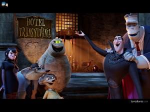 Sfondi desktop Hotel Transylvania cast