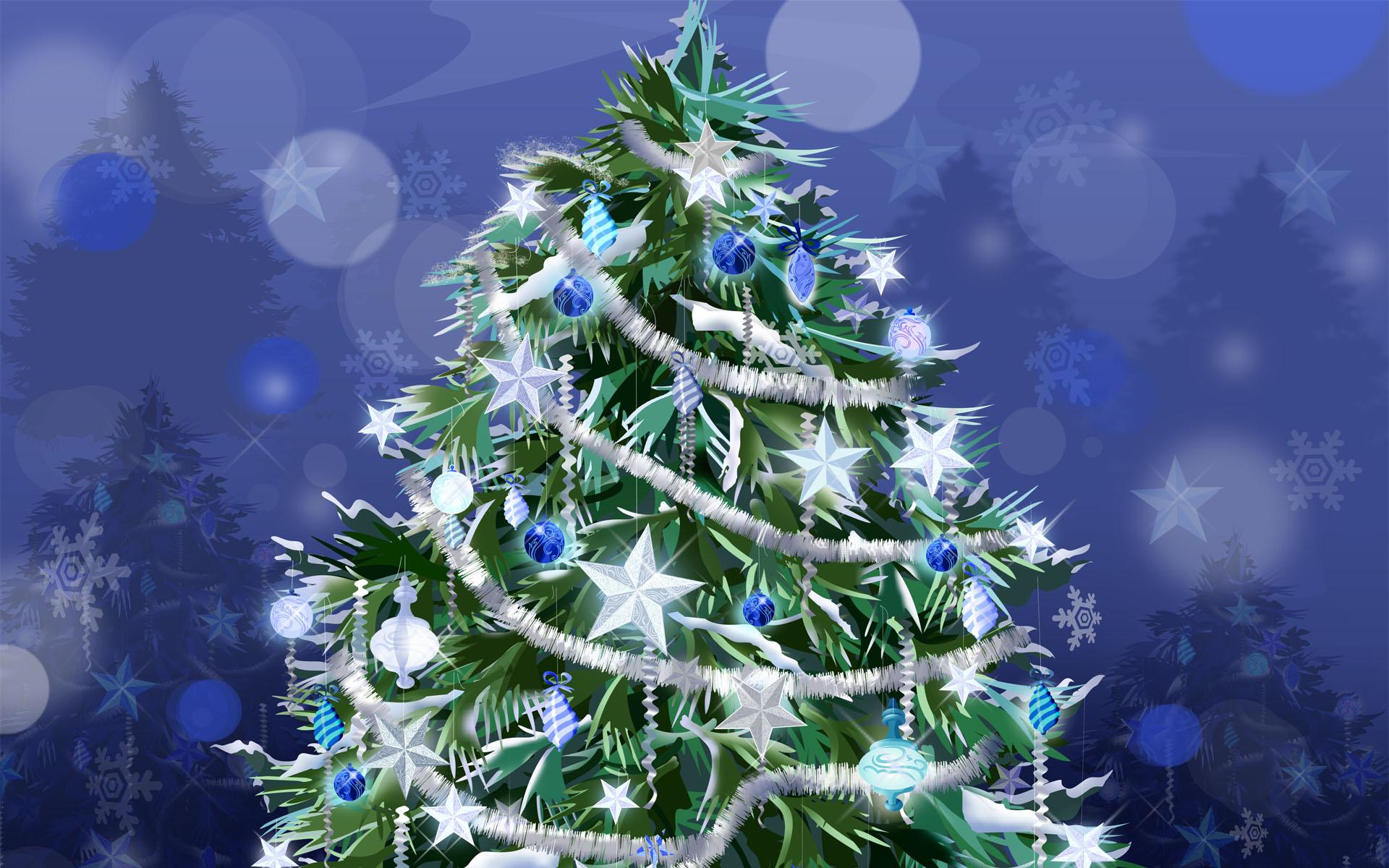 Immagini Desktop Di Natale.Sfondi Desktop Natale 2012 Per Pc Albero Di Natale