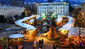 Mercatini di Natale sfondi desktop - Trento