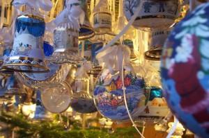 Mercatini di Natale sfondi desktop - decorazioni