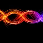 Sfondi HD astratti desktop - linee e luci