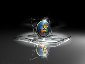 Sfondi desktop 3D - windows 7 wallpapers