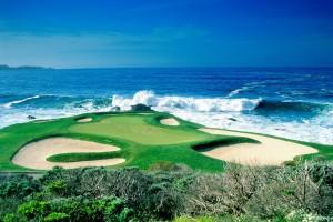Sfondi-paesaggi-estivi-HD-campo-da-golf