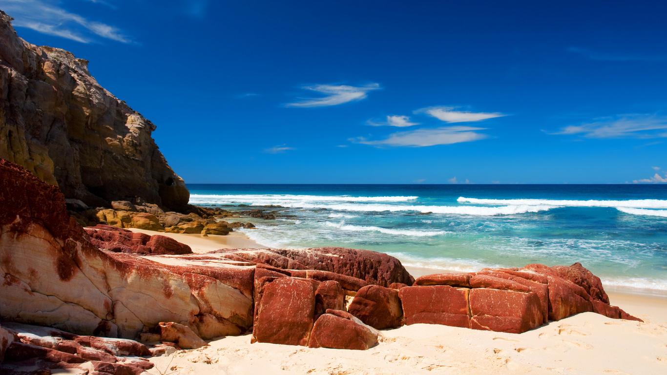 Sfondi paesaggi estivi hd scogliera sfondi hd gratis for Paesaggi naturali hd