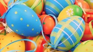 Sfondi desktop HD PAsqua 2013 - uova di pasqua