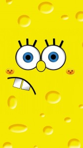 Sfondi iphone 5 HD - spongebob